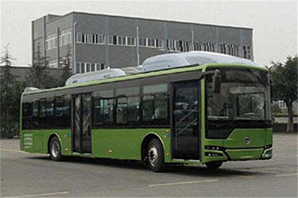 恒通CKZ6126HNHEVD5插电式公交车(天然气/电混动国五23-40座)