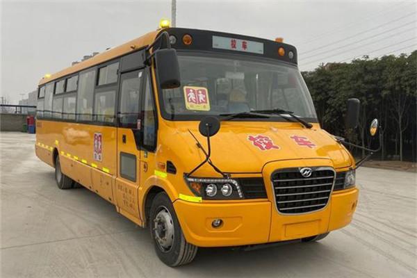 海格KLQ6976XQE6B小学生专用校车(柴油国六24-56座)