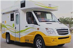 海格KLQ5040XLJE5C旅居车(柴油国五3-6座)