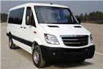 海格KLQ5040XSWE5商务车(柴油国五4-9座)