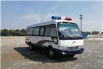 海格KLQ5060XQCE5囚车(柴油国五10-22座)
