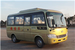 海格KLQ5069XLH5教练车(柴油国五10-19座)
