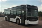 海格KLQ6105GBEVB1低入口公交车(纯电动19-32座)