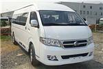 海格KLQ5041XSWE5商务车(柴油国五4-9座)