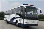海格KLQ5180XQCE5囚车(柴油国五24-59座)