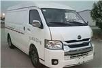 海格KLQ5041XXYBEV1厢式运输车(纯电动2座)