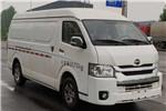海格KLQ5041XXYBEV3厢式运输车(纯电动2座)