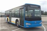 金旅XML6105JHEVS5CN插电式公交车(天然气/电混动国五20-38座)