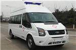 蜀都CDK5040XJHJD6救护车(柴油国六6-9座)