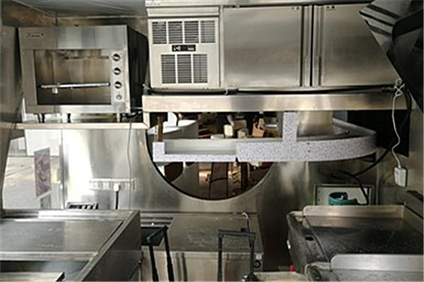 蜀都CDK5180XCCBEV餐车(纯电动1-9座)