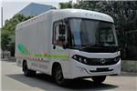 蜀都CDK5041XXYBEV厢式运输车(纯电动2座)