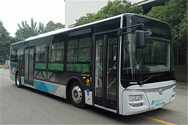蜀都CDK6116CBEV3公交车(纯电动19-41座)