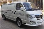 金龙XMQ5020XXY16厢式运输车(汽油国六2座)