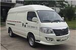 金龙XMQ5040XXY65厢式运输车(汽油国五2-5座)