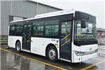 金龙XMQ6810AGBEVL5公交车(纯电动13-26座)