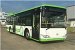 金龙XMQ6127AGCHEVN512插电式公交车(天然气/电混动国五21-46座)