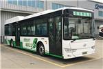 金龙XMQ6127AGBEVL5公交车(纯电动21-46座)