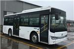 金龙XMQ6850AGBEVL8公交车(纯电动15-30座)
