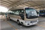 金龙XMQ6806BYBEVL2客车(纯电动24-34座)