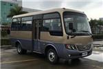 金龙XMQ6608AGD53公交车(柴油国五10-18座)