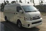 金龙XMQ5030XXYBEVS12厢式运输车(纯电动2座)