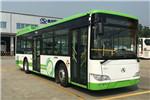 金龙XMQ6106AGCHEVD58插电式公交车(柴油/电混动国五19-40座)