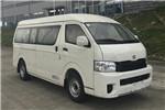 金龙XMQ6543DED5轻型客车(柴油国五10-14座)