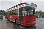 金龙XMQ6106AGBEVL18公交车(纯电动19-40座)
