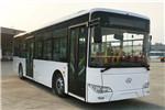 金龙XMQ6106AGBEVL16公交车(纯电动20-40座)