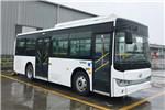金龙XMQ6850AGBEVL24客车(纯电动15-30座)