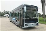 金龙XMQ6125AGBEVL1公交车(纯电动22-50座)