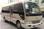 金龙XMQ5064XSW商务车(柴油国五10-19座)