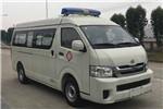金龙XMQ5035XJH05救护车(汽油国五5-9座)