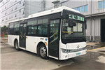 金龙XMQ6802AGBEVL6公交车(纯电动13-27座)