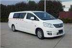 银隆GTQ5030XXYBEV1厢式运输车(纯电动4座)