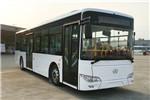 金龙XMQ6106AGBEVL20公交车(纯电动19-40座)