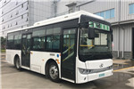 金龙XMQ6802AGBEVL11公交车(纯电动13-27座)