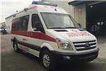 金龙XMQ5040XJH05救护车(柴油国五5-8座)