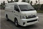 金龙XMQ5036XXY05厢式运输车(汽油国五2-5座)