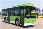 金龙XMQ6802AGBEVL5公交车(纯电动13-27座)