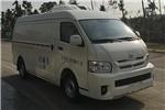金龙XMQ5035XLC05冷藏车(汽油国五2座)