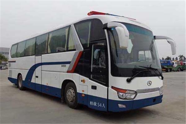 金龙XMQ5180XQC02囚车(柴油国五24-54座)