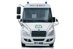 东风超龙EQ5040XYLT6D体检医疗车(柴油国六2-6座)