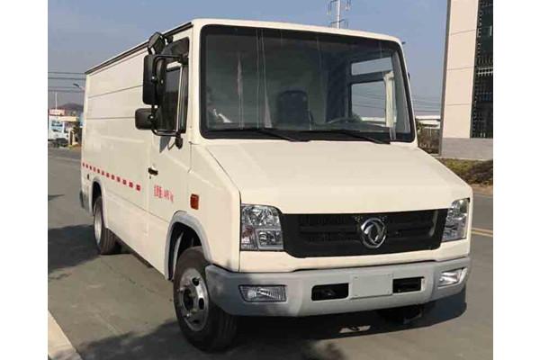 东风超龙EQ5041XXYTBEV厢式运输车(纯电动2-3座)
