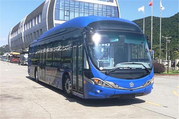 银隆GTQ6126BEVB20低入口公交车(纯电动21-34座)