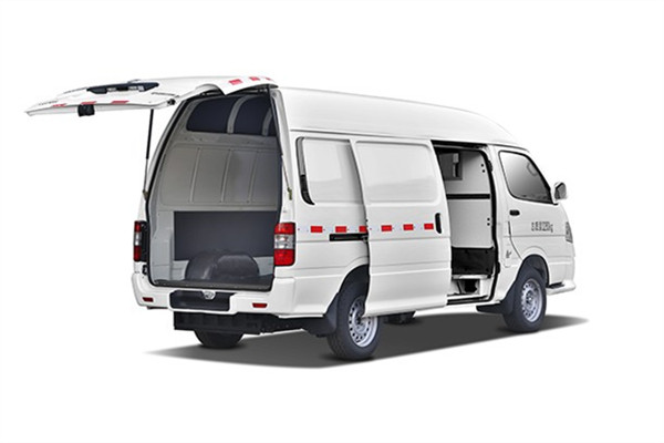 金旅XML5036XXYEVJ0厢式运输车(纯电动2-5座)