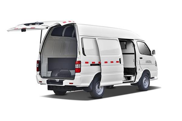 金旅XML5036XXYEVK0厢式运输车(纯电动2-5座)