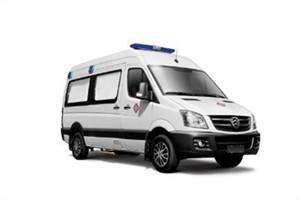 金旅领特XML5043救护车