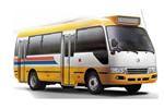 金旅考斯特XML6700公交车