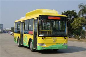 金旅城巴XML6775公交车